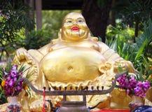 SANGKHAJAI het standbeeld van Boedha Royalty-vrije Stock Foto's