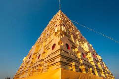 Sangkhla Buri temple Royalty Free Stock Photography
