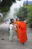 Sangkhlaburi,泰国- 2014年11月21日 免版税库存图片