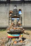 Sangkhlaburi district, Thailand Royalty Free Stock Photos