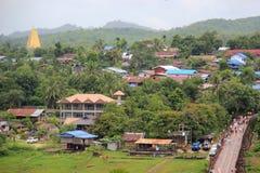 Sangklaburi, Royalty-vrije Stock Fotografie