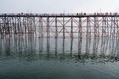 Sangklaburi Στοκ Φωτογραφίες