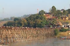 Sangklaburi Fotos de Stock