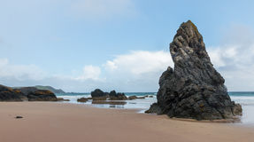 Sango Beach and Bay Stock Images