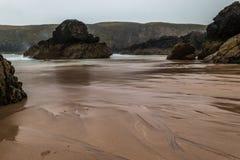Sango Sands, Durness Beach, Scotland stock photography