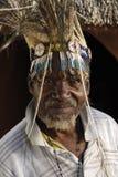 Sangoma Pitso op het werk Royalty-vrije Stock Foto