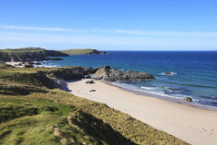 Sangomore area, Durness coasline, Scotland Stock Images