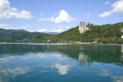 Sangrado, Eslovenia Fotografía de archivo