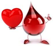 sangre Imagen de archivo libre de regalías