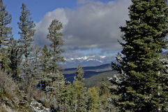 Sangre De Cristo Mountains Royalty Free Stock Images