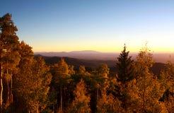 Sangre de Cristo Mountains στοκ εικόνα