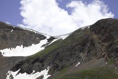 Sangre De Cristo Mountains immagine stock libera da diritti
