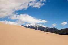 Great Sand Dunes National Park stock photos