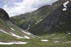 Sangre De Cristo Mountains Stock Image