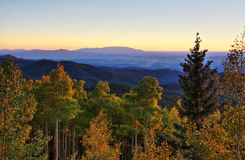 Sangre De Cristo Mt Range Royalty Free Stock Photo