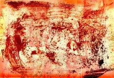 Sangrento abstrato fotografia de stock royalty free