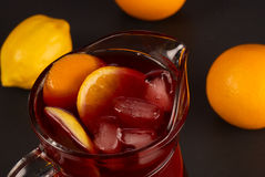 Sangria Royalty Free Stock Photos