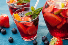sangria Images stock
