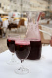 Sangria Royalty Free Stock Image