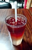sangria Foto de Stock Royalty Free