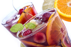 Sangria Stock Photography