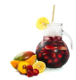 Sangria Royalty Free Stock Photography