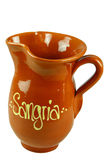 Sangria jug Royalty Free Stock Photography