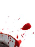 Sangue Imagens de Stock Royalty Free