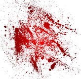 Sangue Fotografia Stock Libera da Diritti