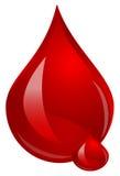 Sangue Imagens de Stock