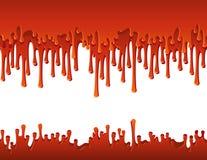 Sangue ilustração royalty free