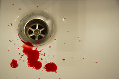 Sangue Fotos de Stock Royalty Free
