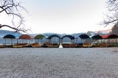 Sanguinato, la Slovenia, Europa Fotografia Stock