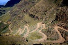 Sani Pass stock photos