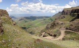 Free Sani Pass Stock Photo - 39126500