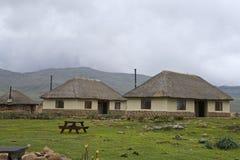 Sani przepustka, Lesotho Zdjęcie Royalty Free