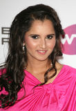 Sania Mirza foto de stock royalty free