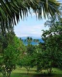 Sania wyspę. Obraz Royalty Free