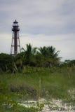Sanibel Insel-Leuchtturm Stockfoto