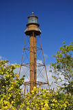 Sanibel Island Lighthouse. View of the Historic Sanibel Island Lighthouse, Florida royalty free stock photo