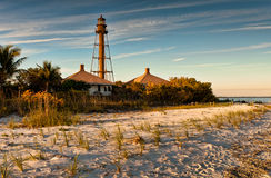 Sanibel Island Lighthouse Stock Image