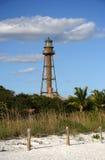 Sanibel Island Lighthouse. Historic Sanibel Island Lighthouse on the Gulf Coast of Florida stock photography
