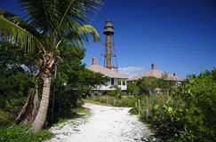 Sanibel Lighthouse Royalty Free Stock Photos