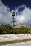 Sanibel Lighthouse Stock Photo