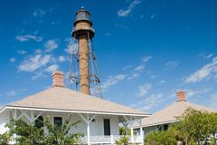 Sanibel Lighthouse Royalty Free Stock Image