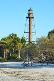 Sanibel Lighthouse Royalty Free Stock Images