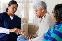 Sanità domestica Fotografia Stock