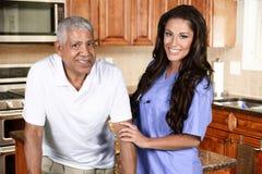 Sanità domestica Fotografie Stock