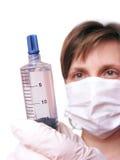 Sanità e medicina Fotografia Stock Libera da Diritti