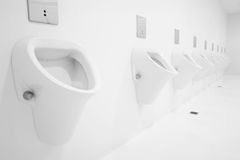 Sanitair royalty-vrije stock afbeeldingen